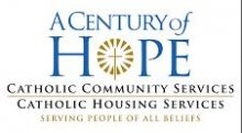 Catholic Community Services logo