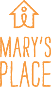 Marys Place Logo Vertical